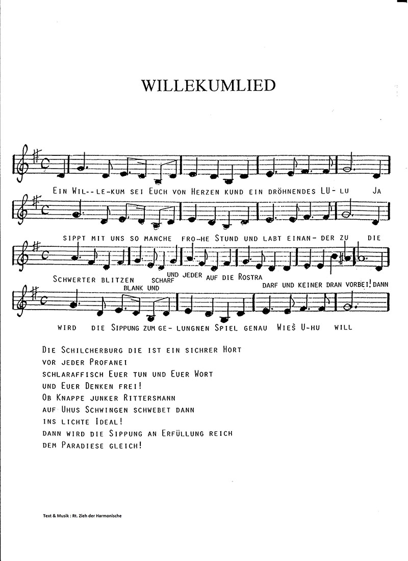 Willkumlied800